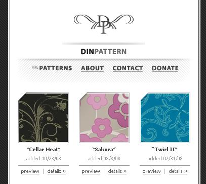 Din Pattern