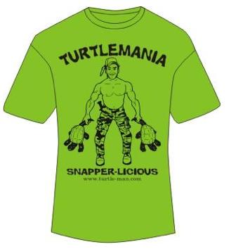 Turtleman T-shirt