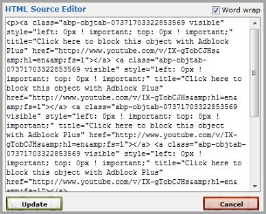html-source-editor