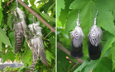 willow-works-feather-earrings